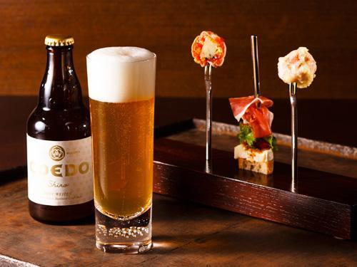 ストリングスホテル東京インターコンチネンタル バブルズバーオープン記念プラン
