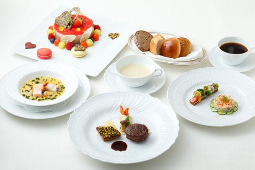 【冬のカップルプラン】Sweet Holiday(ルームサービス夕食&選べる朝食付き)