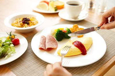 【8階改装記念】期間限定でブッフェ朝食が無料・朝ご飯満喫タイムセール(朝食付)