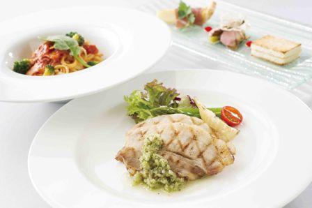 【宿泊者限定ご優待】4つのレストランから選べるディナー◆1ドリンク付◆&大人気朝食付きプラン