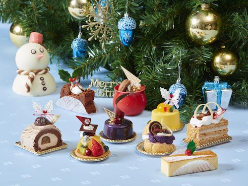 【万座ブルー☆クリスマス】『オーシャンカフェ』のケーキ&スパークリング グラスワインで乾杯特典/朝食付き