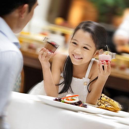 【ゴールデンウィーク限定】 「NOKA Roast & Grill」ファミリーディナーブッフェ・ステイ