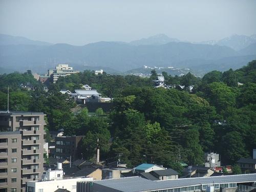 ■室数限定■金沢城公園が見えるお部屋に泊まるプラン★6特典付★